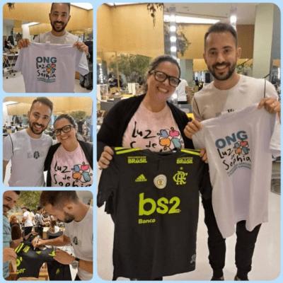 Sorteio Camisa Everton Ribeiro | Flamengo