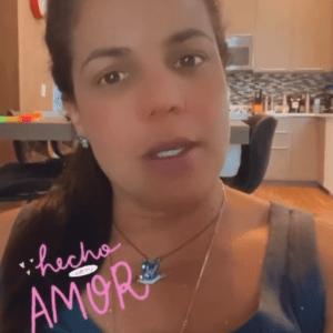 Nívea Stelmann presta seu carinho sobre a ONG Luz de Sophia